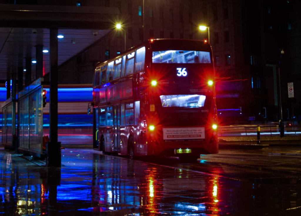 Busem z Polski